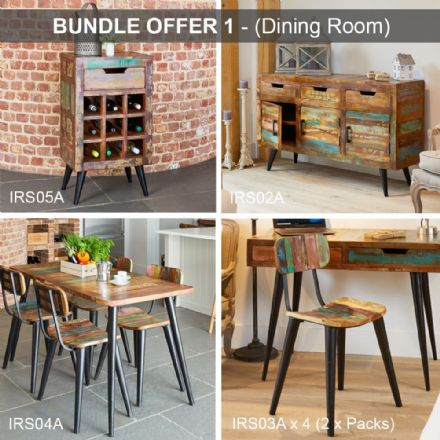 BUNDLE 1 - Coastal Chic (Dining Room)